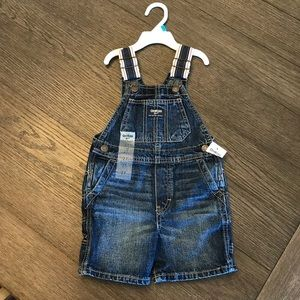 NEW OSHKOSH Romper denim for boy